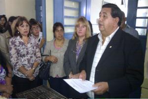 Confirman que en 2015 abrirán 14 escuelas de modalidad técnico-profesional en localidades del interior de Misiones