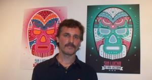 """""""Cumby y Amigos"""", máscaras mejicanas y calaveras en el museo Yaparí"""