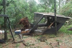 El Parque El Puma estará cerrado una semana por los daños causados por la tormenta
