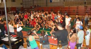 El sábado se hará el Campeonato Clausura Posadas 2014 de Artes Marciales