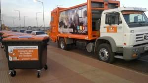 El jueves 25 no habrá servicio de recolección de residuos