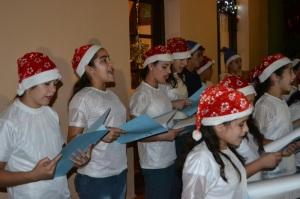 """Emotivo evento de Navidad se realizó en el museo """"Casa del Fundador"""""""