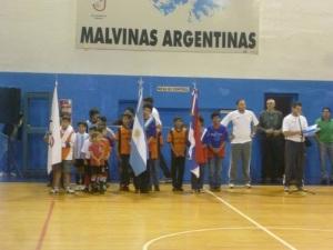 Este domingo se realizará el acto clausura del torneo infanto juvenil de fútbol