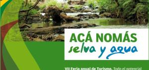 """Ultiman detalles para una nueva feria de """"Acá Nomás Selva y Agua"""" en la Costanera de Posadas"""
