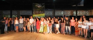 Se realizó el cierre de los talleres culturales 2014 de los barrios de Posadas