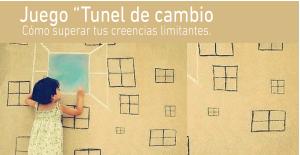 """Este sábado, """"Túnel del Cambio"""", un juego para empezar con todo el 2015"""