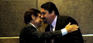 Carlos Rovira fue reelecto presidente de la Legislatura misionera
