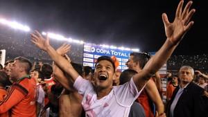Teo Gutiérrez fue elegido como mejor jugador de América
