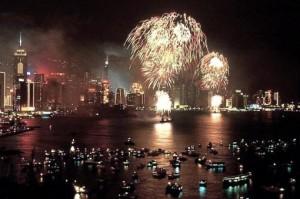 Las islas ubicadas en el Pacífico Sur ya le dieron la bienvenida al nuevo año