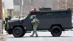 Filadelfia: Rodean a un hombre que mató a cinco personas