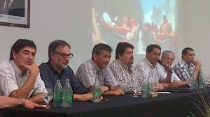 Closs inauguró una nueva edición de la feria de turismo Acá Nomás Selva y Agua