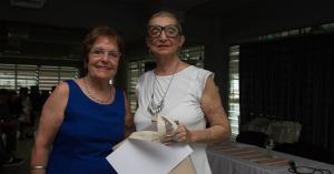 Un merecido reconocimiento a Olga Zamboni de la Biblioteca Pública De las Misiones