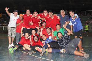 Ayer se realizó la cena de premiación del Futsal posadeño
