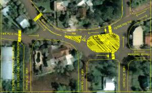 Puerto Rico: el Concejo Deliberante rechazó la propuesta de rotonda en la Plaza de la Madre