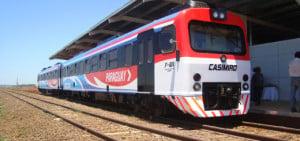 El pasaje del tren Posadas-Encarnación valdrá $15 y luego aumentará a $18