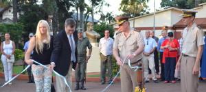 El Escuadrón IX de Gendarmería Nacional celebró su 69 aniversario