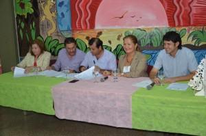 La Subsecretaría de Atención Integral Comunitaria firmó un convenio con el CIAE para la atención conjunta de chicos discapacitados