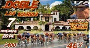 """Ciclismo: el domingo se correrá la 46ª edición """"Doble Las Marías"""""""
