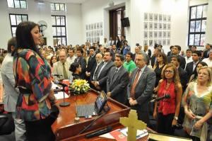 """Concejo Deliberante de Posadas: Magdalena """"Maggie"""" Solari fue reelecta como presidenta"""