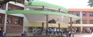 Allanan el hospital tras  la muerte de una paciente