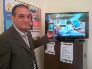 Se presentó la aplicación móvil para celulares y tablets de la Defensoría del Pueblo