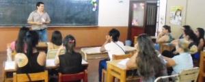 El Instituto Uruguaí brindó charlas a los jóvenes sobre la búsqueda de empleo