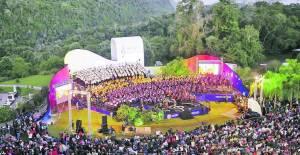 Mañana firmarán convenio para realizar la sexta edición de Iguazú en Concierto