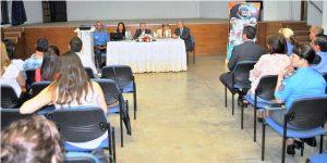 Profesionales del S.P.P. reciben capacitación para tratar con adictos en condiciones de encierro