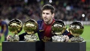 Nominaron a Messi y va por su quinto Balón de Oro