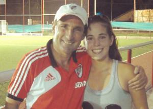 Hockey: por primera vez, una jugadora misionera llega a Las Leonas