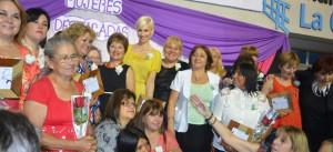 Ingrid Grudke entre las 25 Mujeres destacadas por ser constructoras de valores y paz 2014