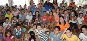 Más de 150 estudiantes de Posadas y Garupá cerraron el ciclo en la escuela de apoyo del  PPC