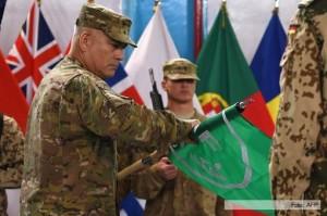 La OTAN se retira formalmente de Afganistán, más de 13 años después de la invasión de Estados Unidos