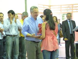 El Vicegobernador entregó viviendas del Iprodha en Posadas y en Campo Viera