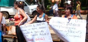Caso Guirula: familiares de los policías presos pidieron el cambio de carátula