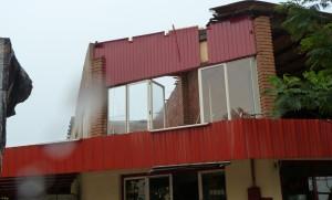 Tormenta causó daños en el Sur y Centro de la provincia y advierten que lo peor está por venir