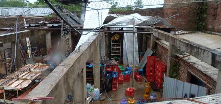 Asisten a unas 100 familias afectadas por el temporal en Garupá
