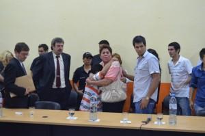 Caso Silvia Andrea: el Tribunal de Oberá se basó en cuatro testimonios para sellar la suerte de sus imputados