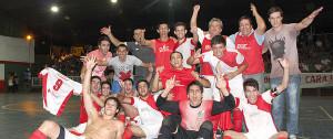 Futsal: No paran de subir