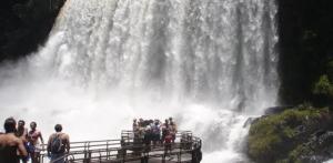 Cataratas vive una excelente temporada
