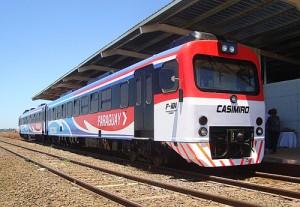 Hoy hará su viaje inaugural el tren que unirá a Posadas y Encarnación
