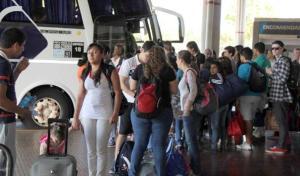 Autorizan aumento de tarifa para el servicio de pasajeros de media distancia
