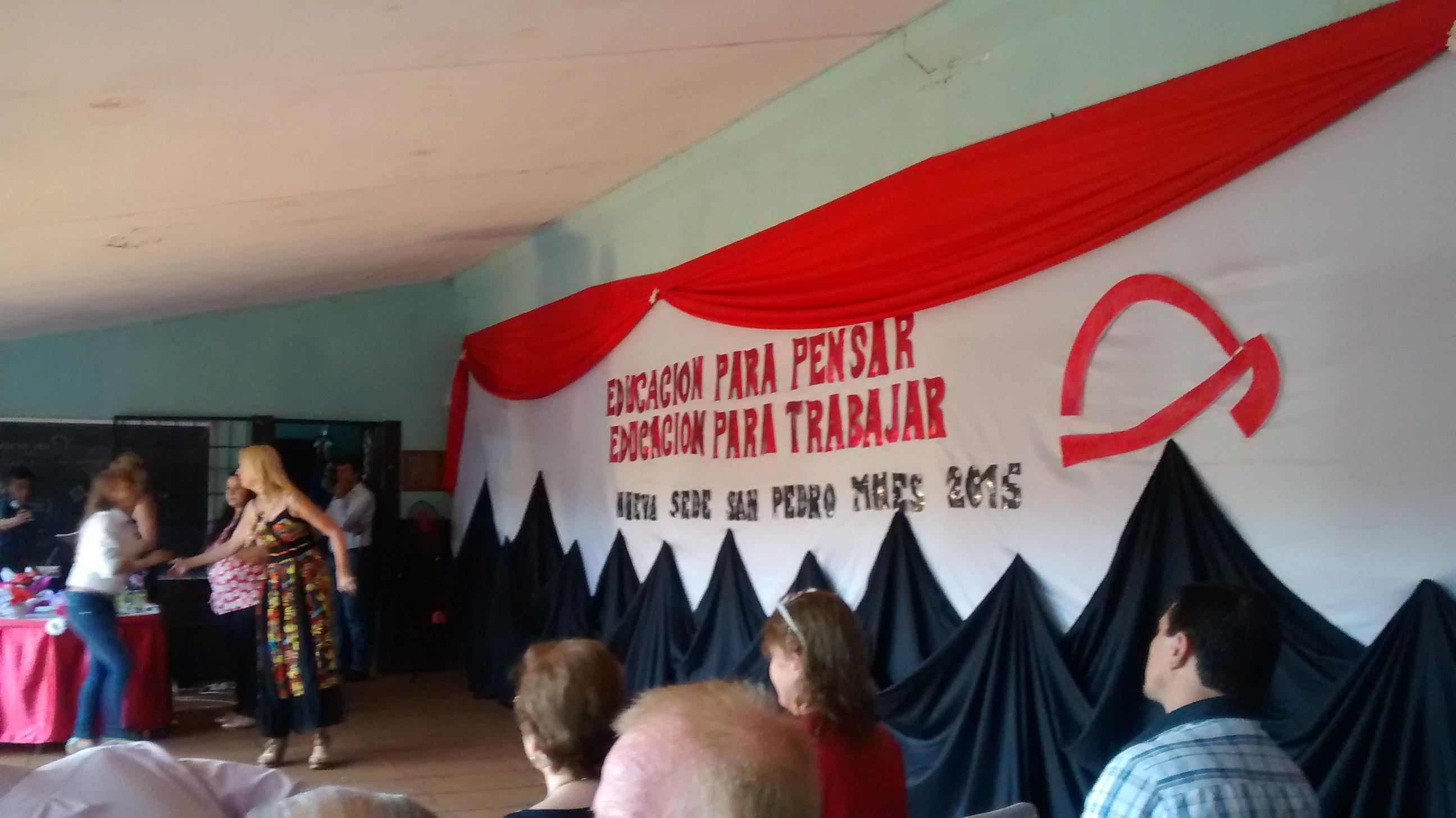 El instituto Saavedra abrirá la carrera de Portugués en el 2015