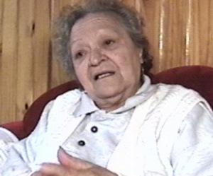 Murió Adolfina Escobar tras una inclaudicable lucha por recuperar los restos de su hijo Félix Escobar