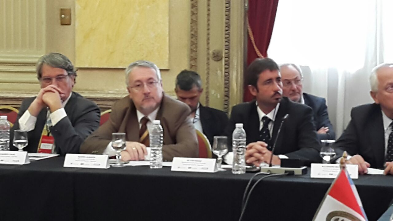 Misiones reclamó la reactivación de la hidrovia del Alto Paraná
