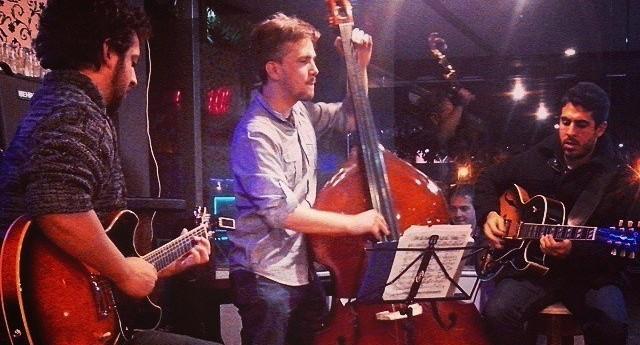 BBQ: trío de jazz en Pianoforte