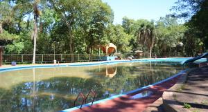 El complejo turístico Salto Berrondo en Oberá, empieza el verano 2014-2015