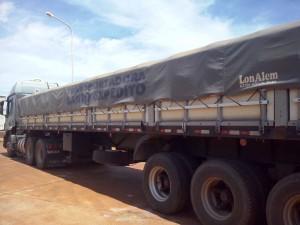 La DGR no permite flete de carga a los  camiones extranjeros