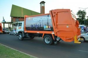 El 1 de enero no habrá servicio de recolección de residuos en Posadas