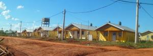 Diez detenidos por usurpar un barrio de viviendas en Puerto Iguazú